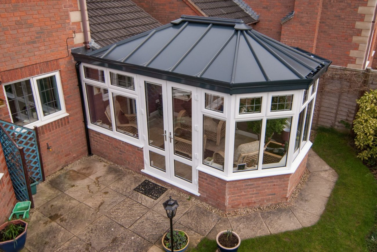 Solid Conservatory Roof Sidcup