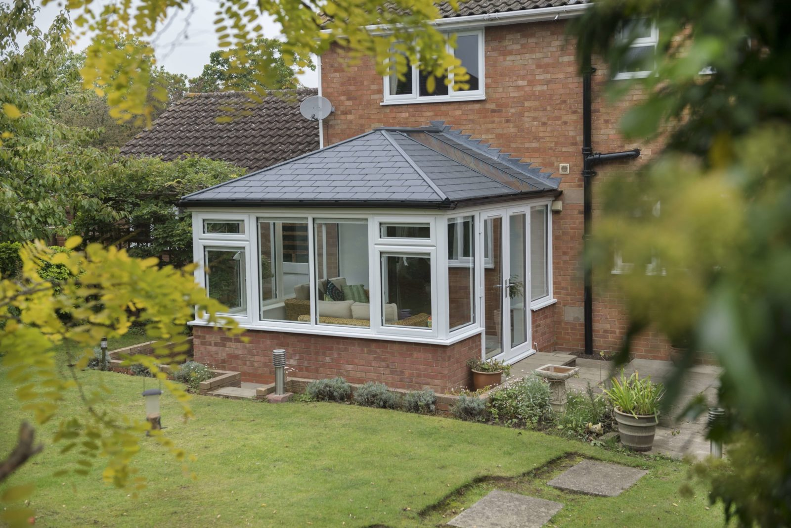 Conservatory Roofs Sidcup