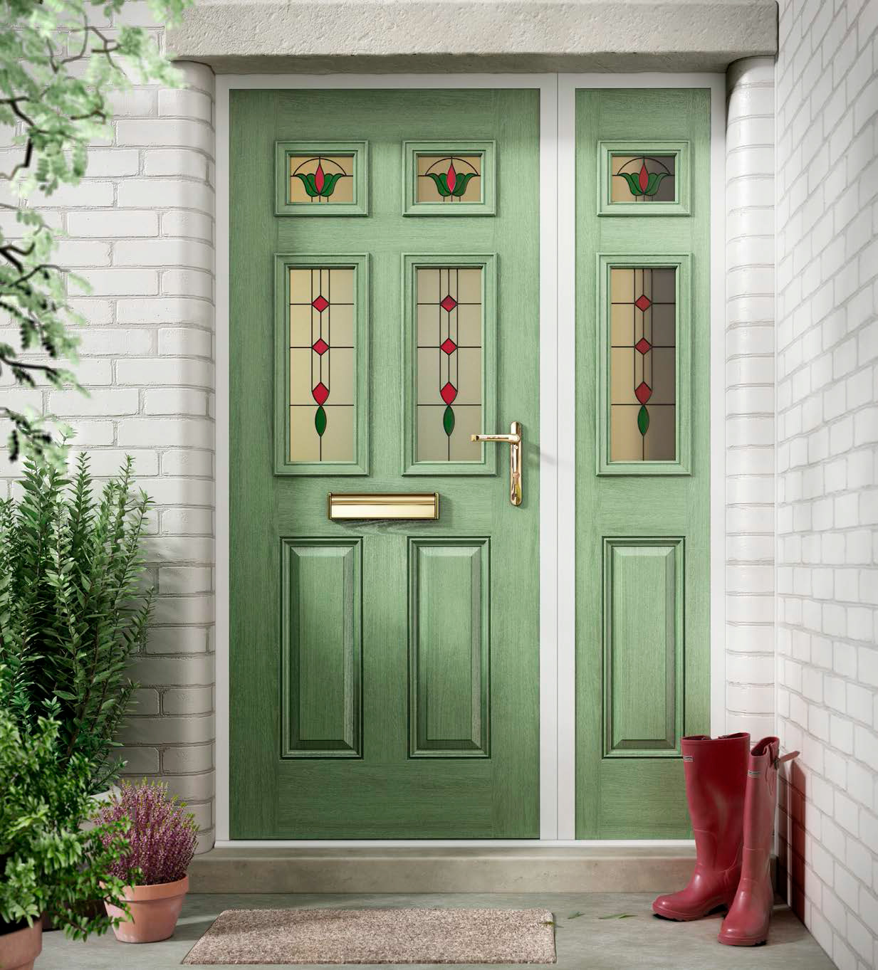 Composite Doors Norbury & Norwood